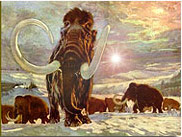 Smoked mammoth.