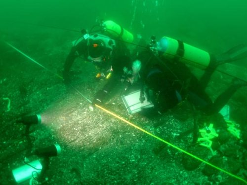 Diving into the wreck thesis