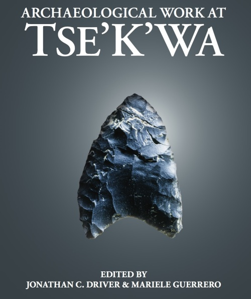 Cover of TseK'Wa Site Compilation, downloadable from Simon Fraser University